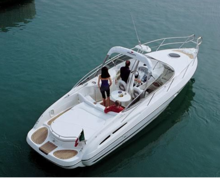 Boat rental Cannes cheap CSL 28