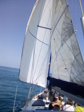 Boat rental Fuengirola cheap Roc