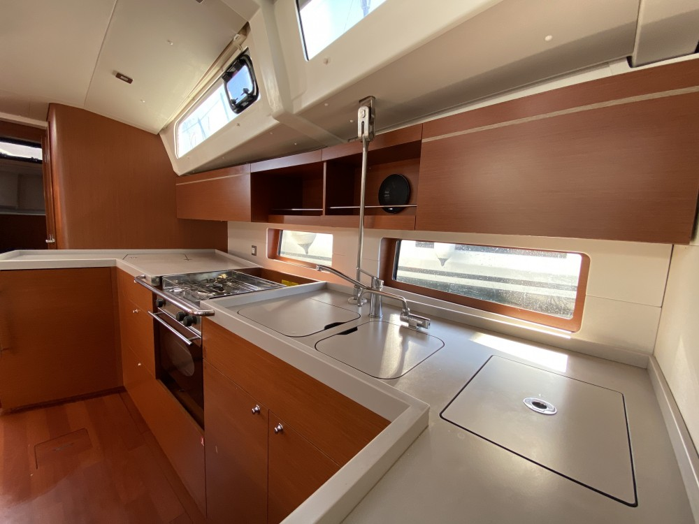 Boat rental Ibiza cheap Oceanis 46.1