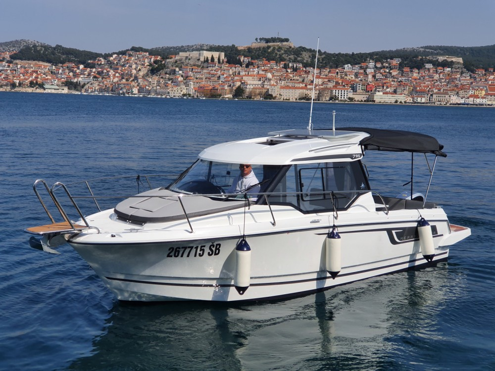 Boat rental Šibenik cheap Merry Fisher 795