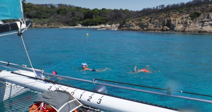 marshtrom extreme 40 between personal and professional Le Lavandou