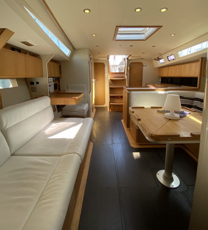 Rental yacht Toulon - SLY54 GRAND SOLEIL SLY54 on SamBoat