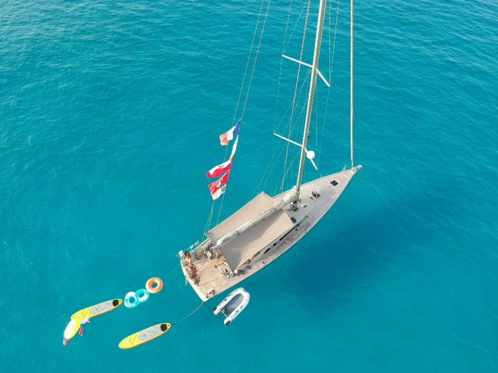Boat rental SLY54 GRAND SOLEIL SLY54 in Toulon on Samboat