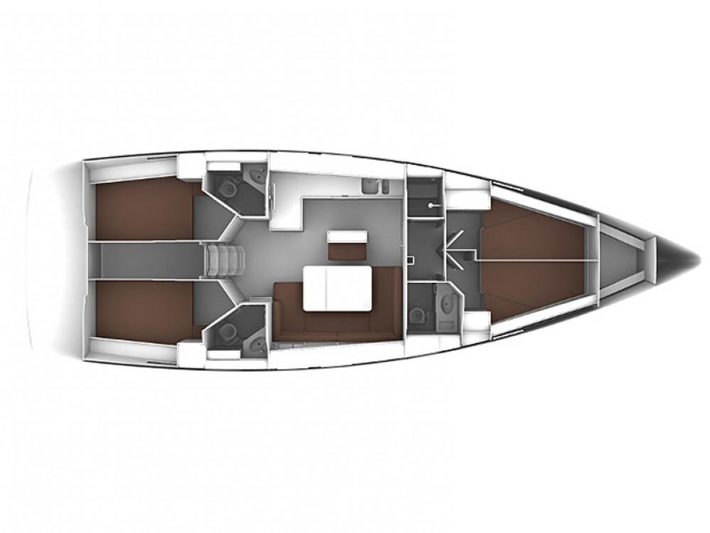 Rental Sailboat in Seget Donji - Bavaria Bavaria 46 Cruiser