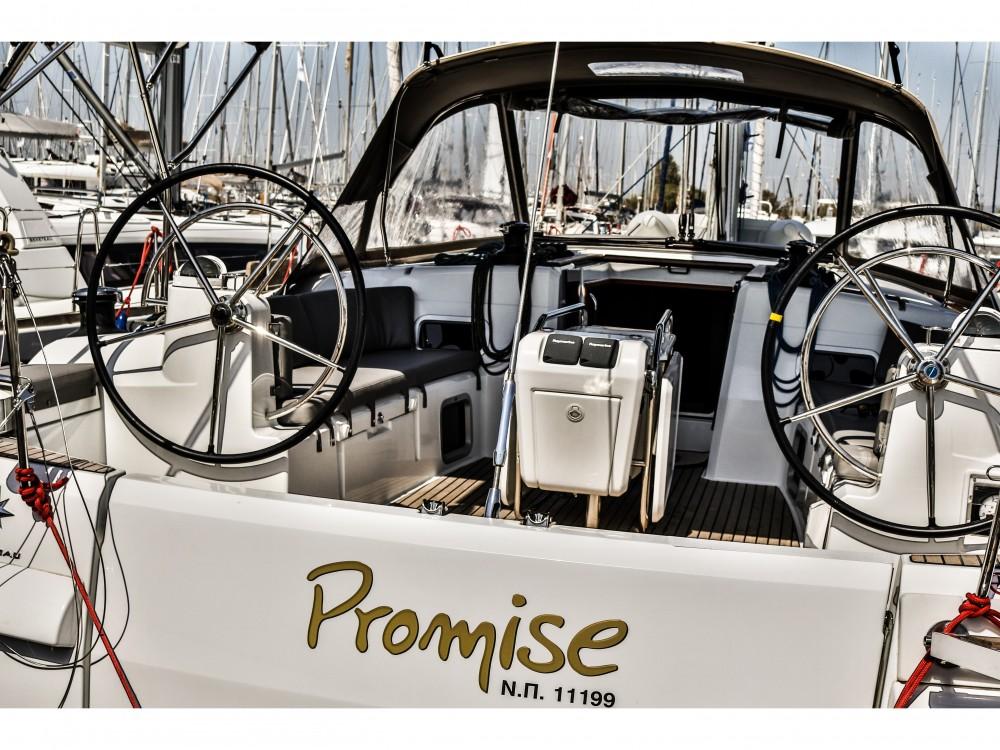 Rent a Jeanneau Sun Odyssey 509 (2015 )( FULL REFIT 2020 - A/C,GENERATOR,INVENTER ) Alimos Marina