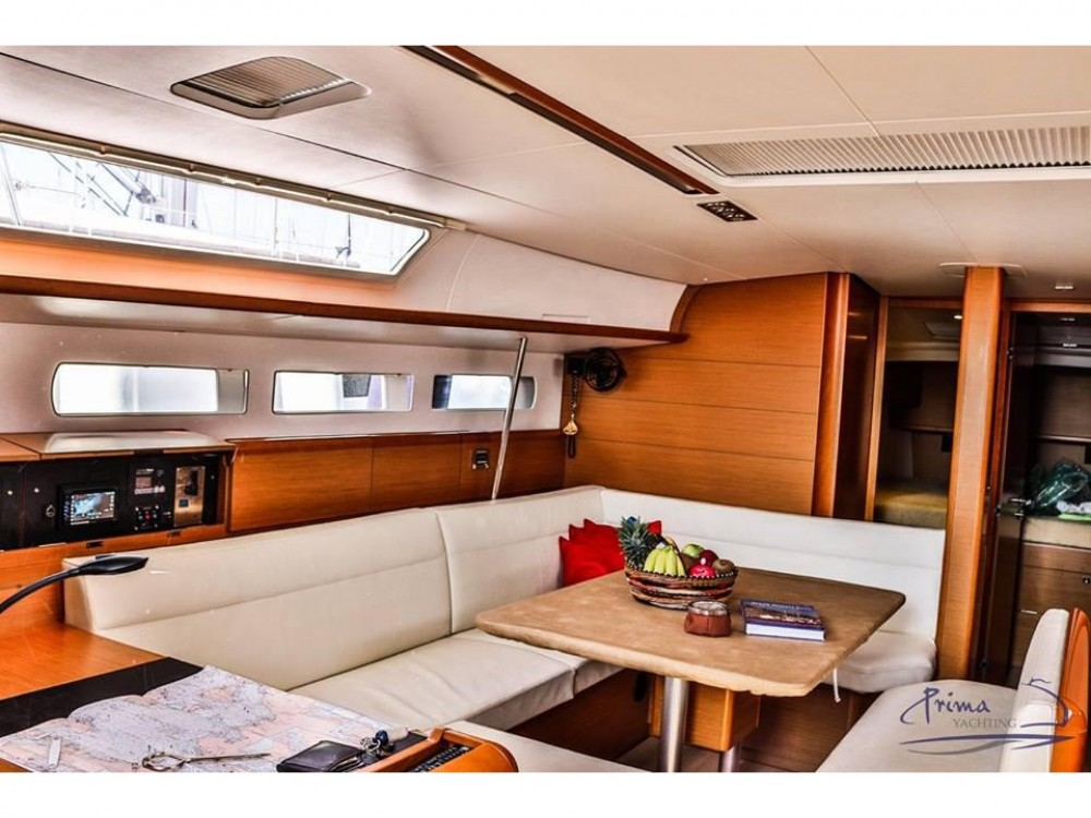 Boat rental Alimos Marina cheap Sun Odyssey 509 (2015 )( FULL REFIT 2020 - A/C,GENERATOR,INVENTER )