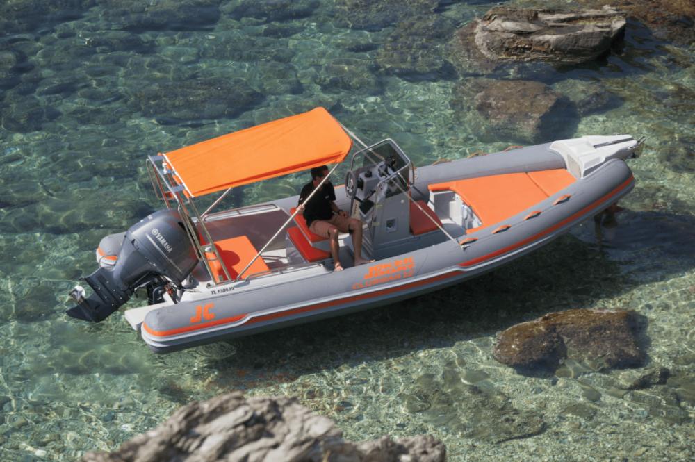 Rental RIB in Le Lavandou - Joker Boat Clubman 22