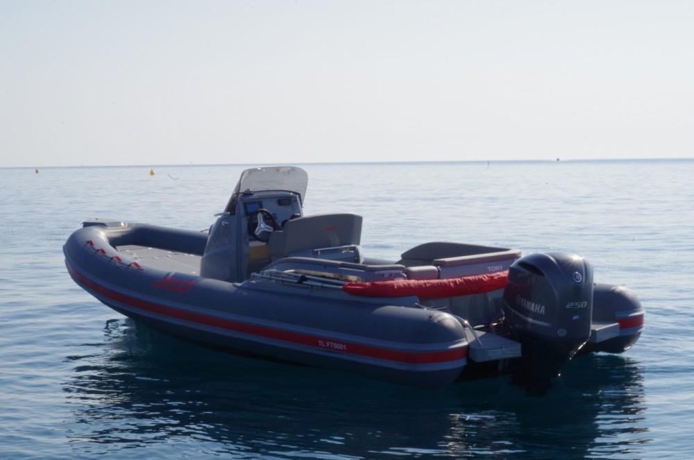 Boat rental Le Lavandou cheap Clubman 24
