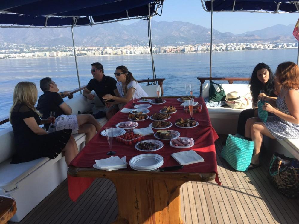 Rental yacht Marbella - Goleta Suite del Mar on SamBoat