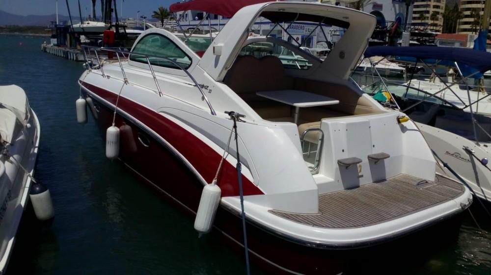 Rental Yacht Prinz with a permit