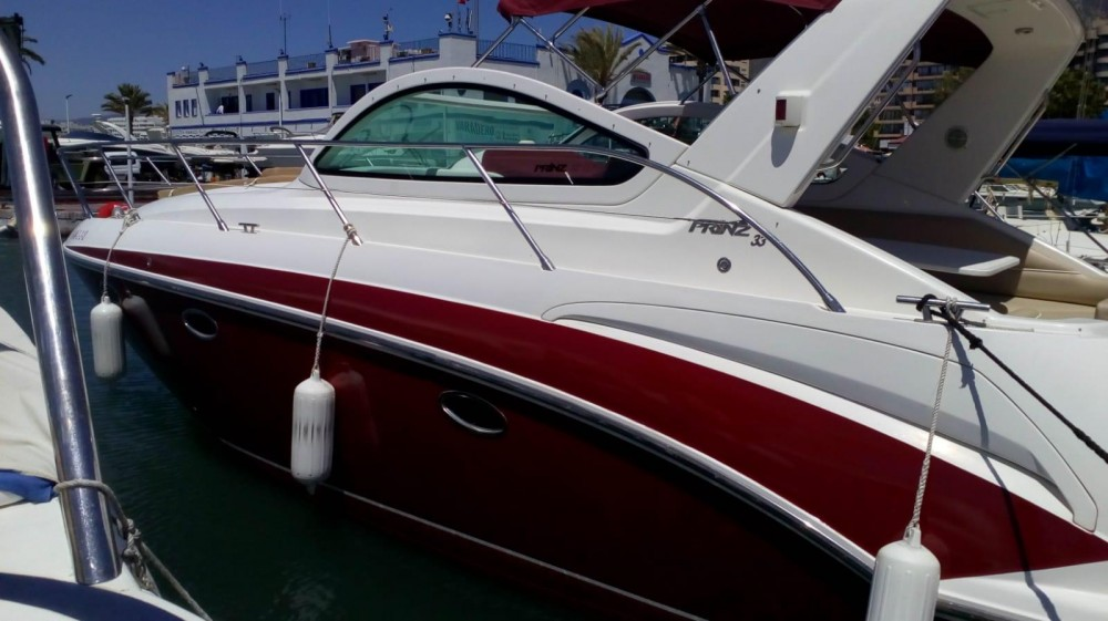Rental Motorboat in Marbella - Prinz 33