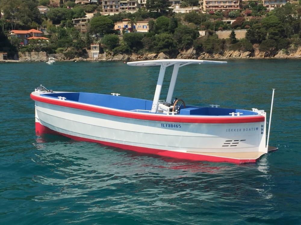 Rental Motor boat in Le Lavandou - Lekker Damsko 750