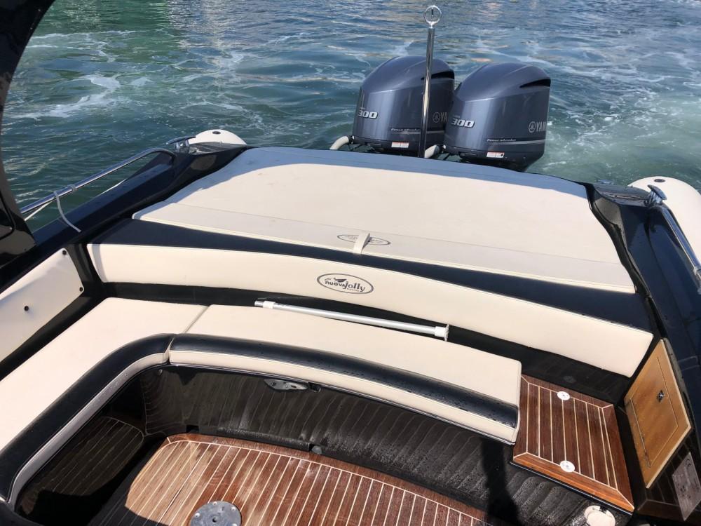 Boat rental Grimaud cheap Prince 35 Sport Cabin