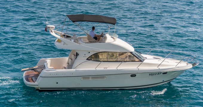 Jeanneau Prestige 36 Fly between personal and professional Split