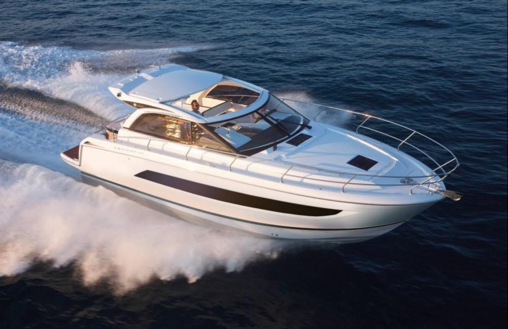 Boat rental Le Lavandou cheap Leader 40 Sportop