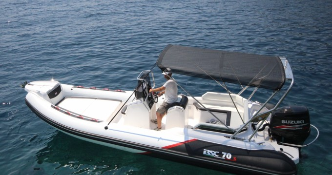 Bsc BSC 70 Sport between personal and professional Hvar