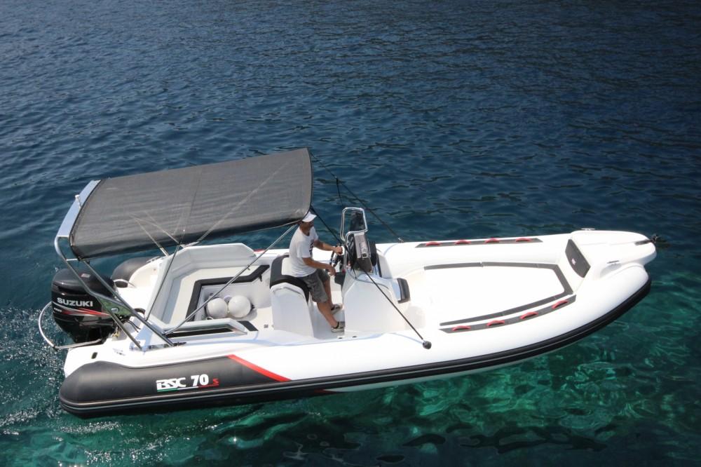 Boat rental Bsc BSC 70 Sport in Hvar on Samboat