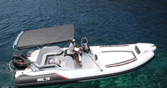 Boat rental Hvar cheap BSC 70 Sport