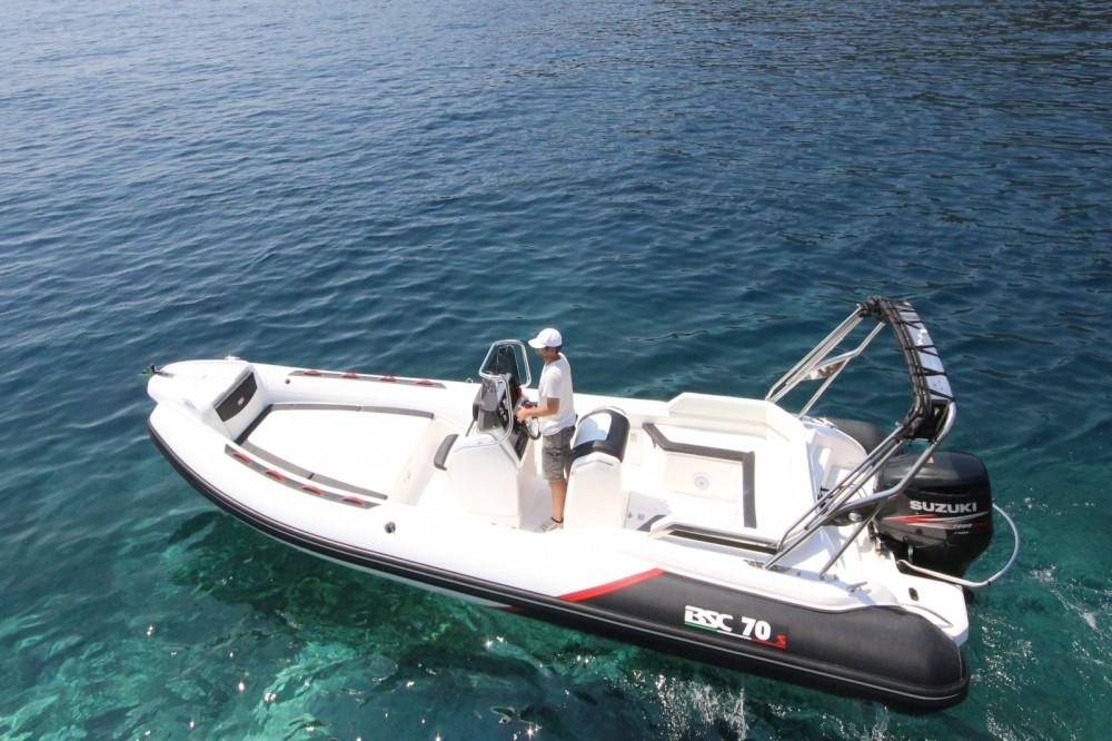 Rental yacht Hvar - Bsc BSC 70 Sport on SamBoat
