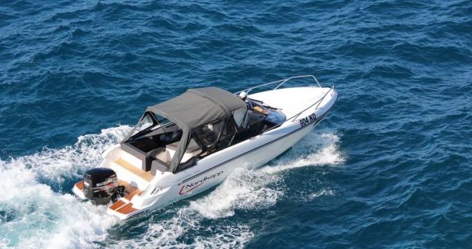 Rental yacht Split - Nordkapp Noblesse 790/830 on SamBoat