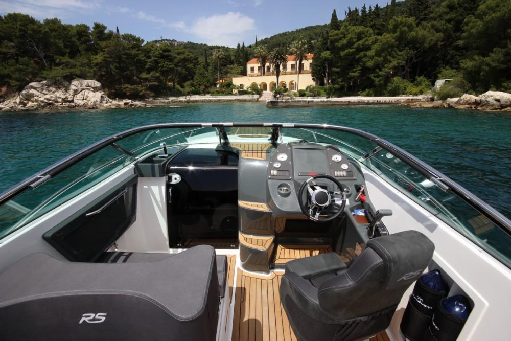 Boat rental Hvar cheap Noblesse 760/820