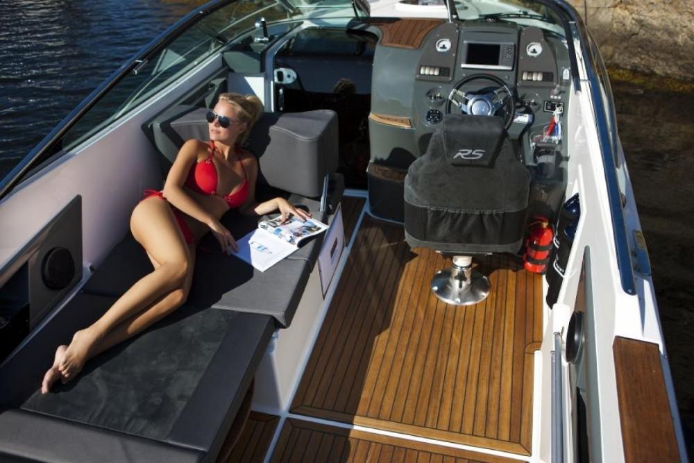 Hire Motor boat with or without skipper Nordkapp Hvar
