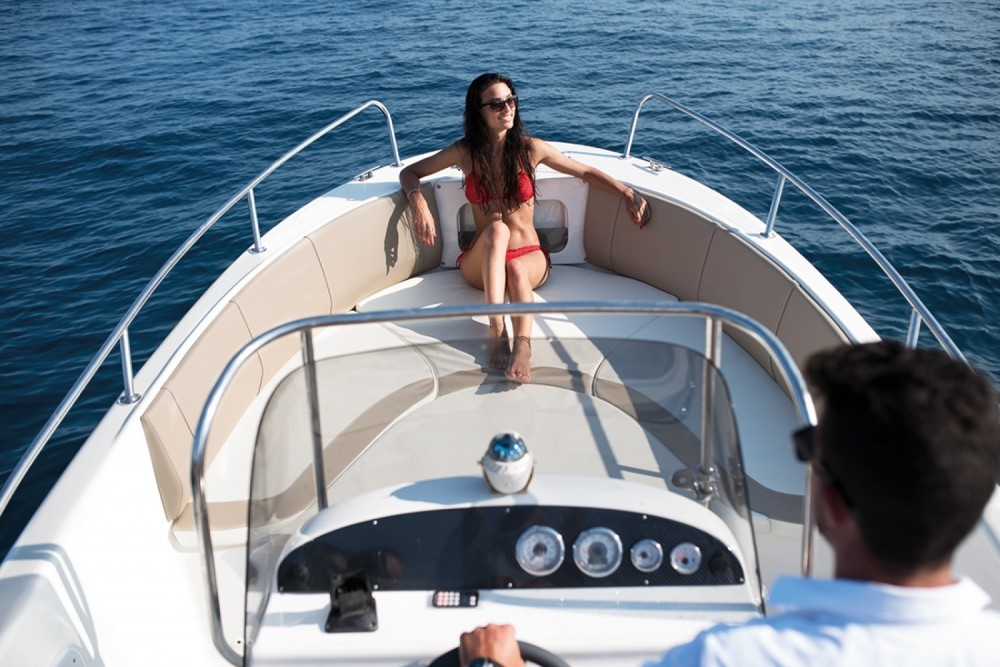 Rental Motor boat in Moniga del Garda - Allegra Boats 21 Open