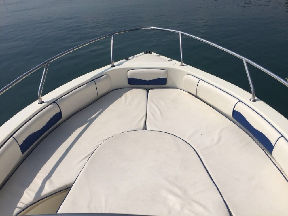 Rental yacht Moniga del Garda - Ranieri Millennum on SamBoat