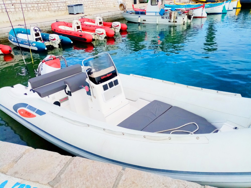 Hire RIB with or without skipper Selva Cagnes-sur-Mer