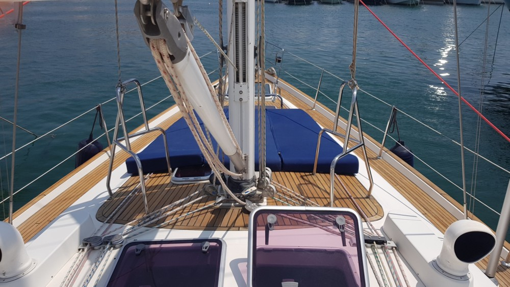 Hire Sailboat with or without skipper Bénéteau San Javier