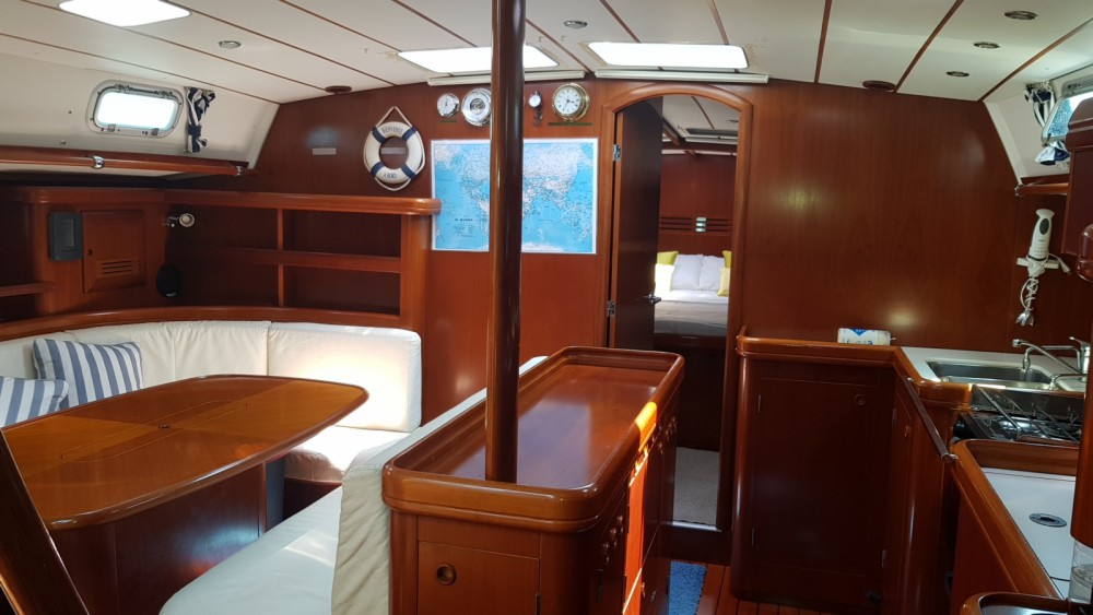 Sailboat for rent San Javier at the best price