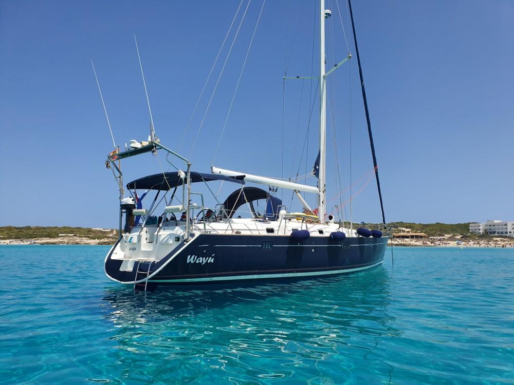 Rental yacht San Javier - Bénéteau Oceanis 50 on SamBoat