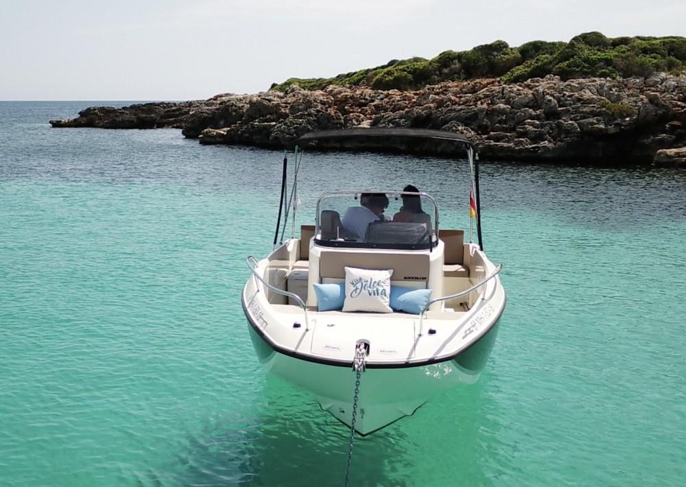 Rental yacht Maó - Quicksilver Activ 605 Open on SamBoat