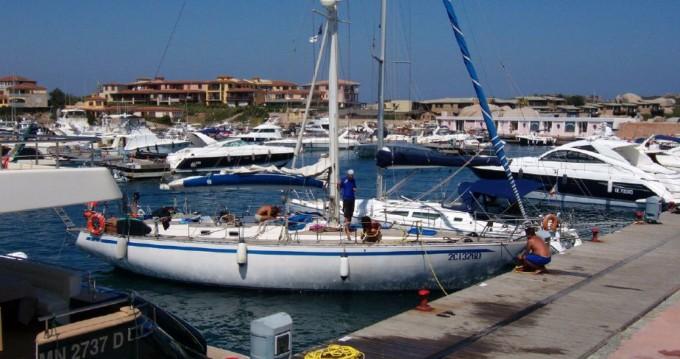 Boat rental Nelson Yachts Nelson 46 in Lido di Ostia Ponente on Samboat