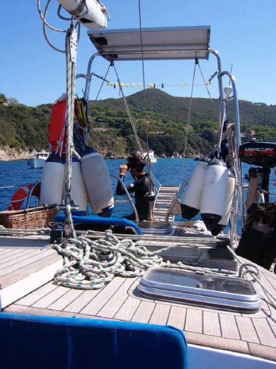 Rent a Nelson Yachts Nelson 46 Genoa