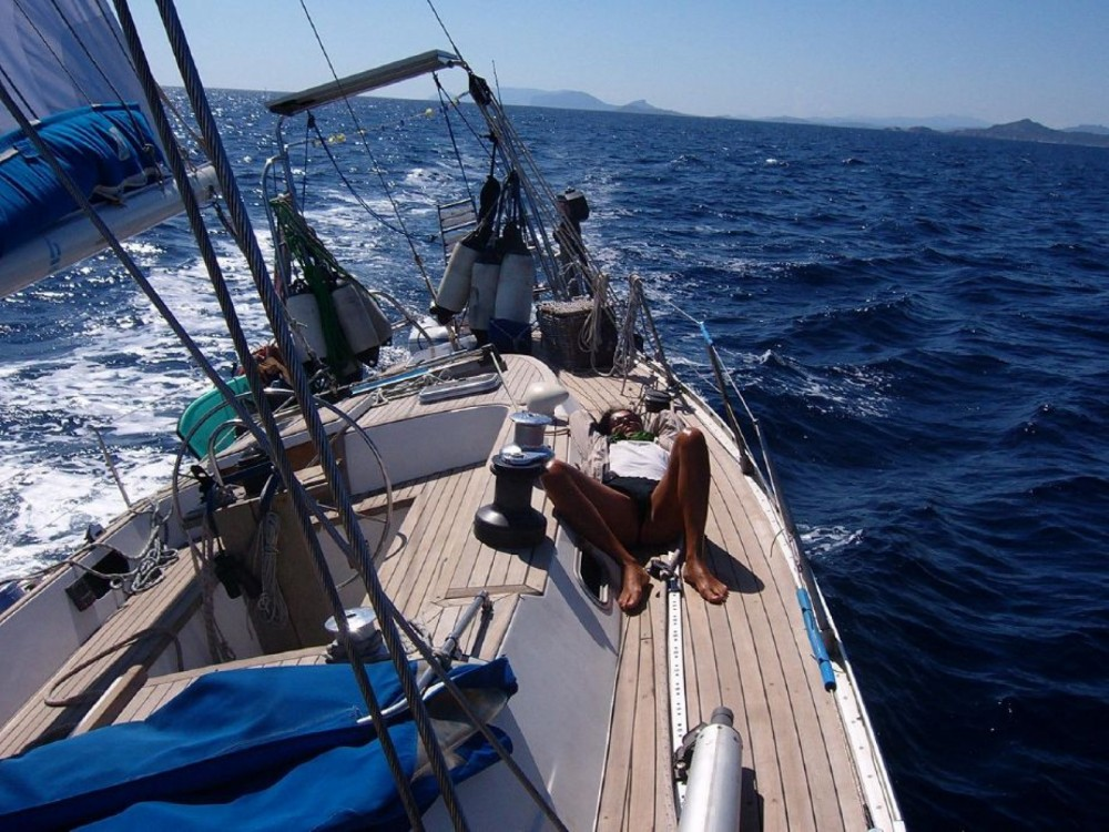Hire Sailboat with or without skipper Nelson Yachts Genoa