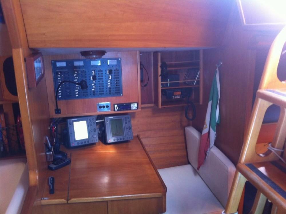 Rental yacht Genoa - Nelson Yachts Nelson 46 on SamBoat