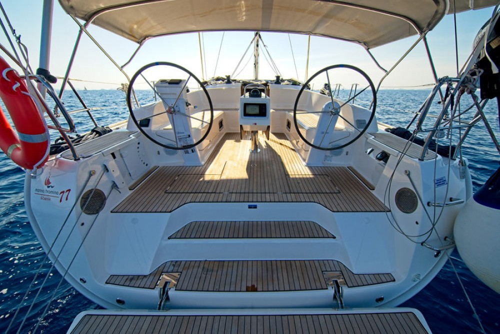 Boat rental Murter cheap Cruiser 46