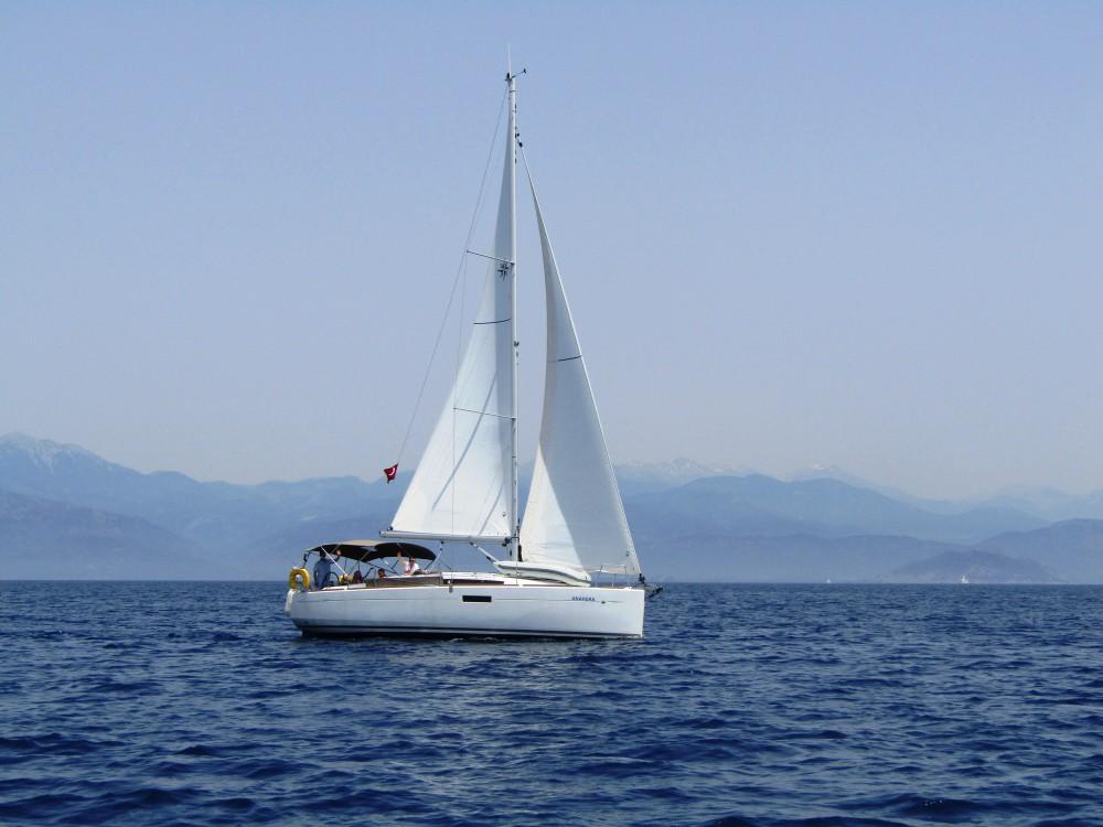 Boat rental Jeanneau Sun Odyssey 349 in Fethiye on Samboat