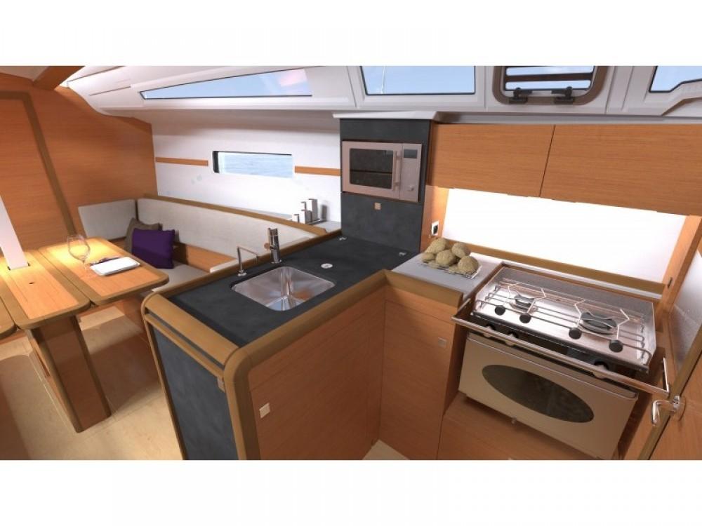 Rental Sailboat in Fethiye - Jeanneau Sun Odyssey 349