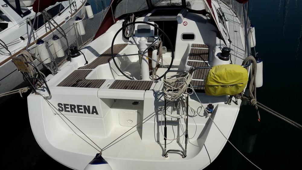 Boat rental Medulin cheap Oceanis 37