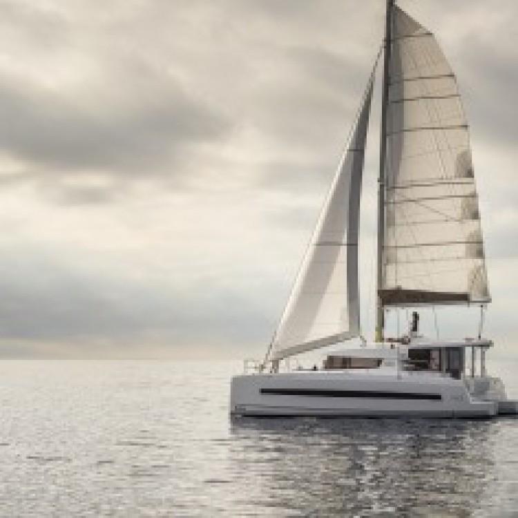 Boat rental Bali Catamarans Bali 4.0 Owner Version with AC in Nassau on Samboat