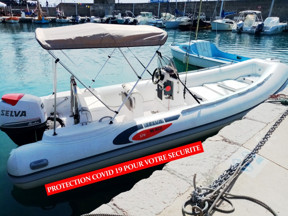 Selva Evolution D.570 between personal and professional Cagnes-sur-Mer