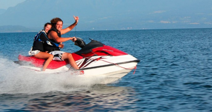 Hire Jet Ski with or without skipper Sea-Doo Marbella