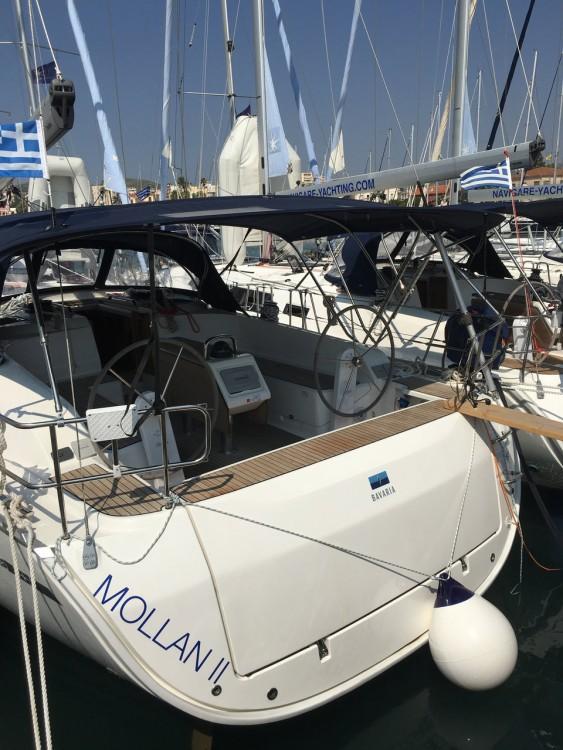 Rental yacht Peloponnese - Bavaria Cruiser 46 on SamBoat