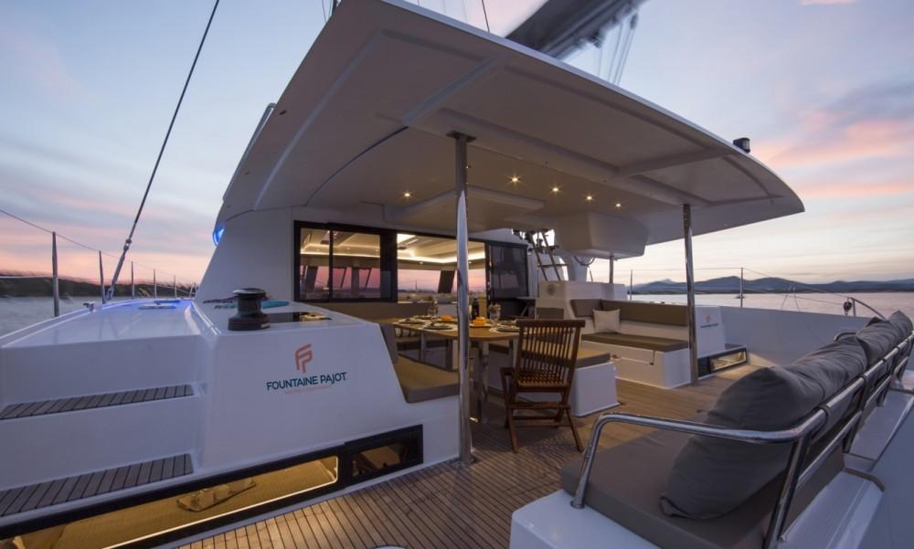 Rental yacht  - Fountaine Pajot Fountaine Pajot Saba 50 - 6 + 2 cab. on SamBoat