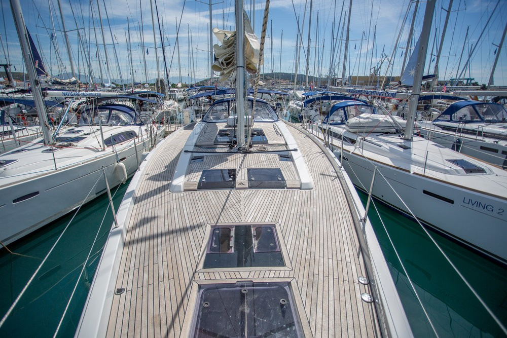 Hire Sailboat with or without skipper Hanse Seget Donji