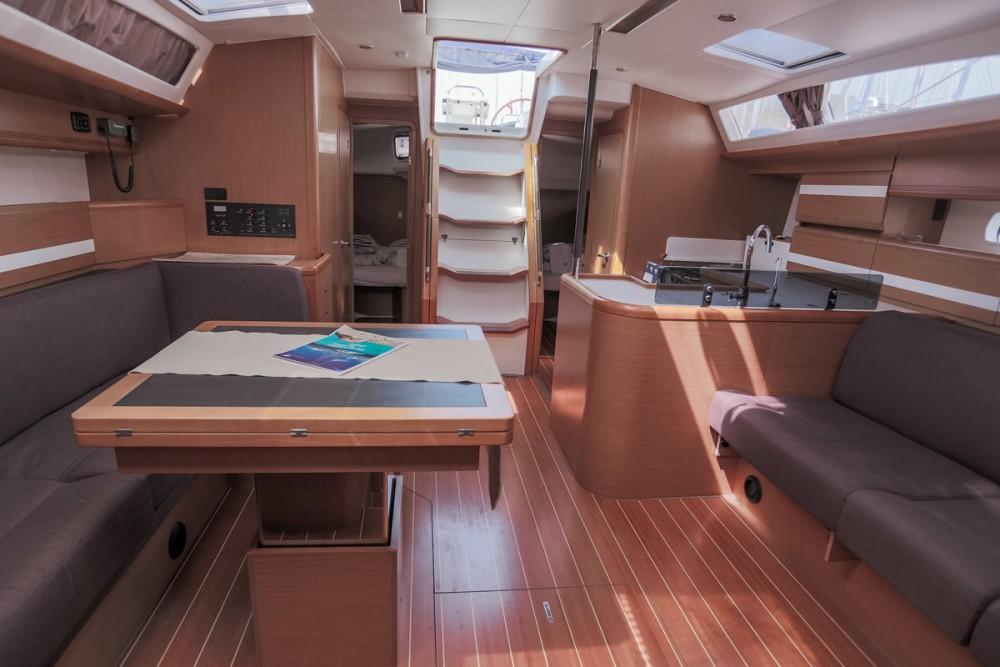 Boat rental Seget Donji cheap Jeanneau 53