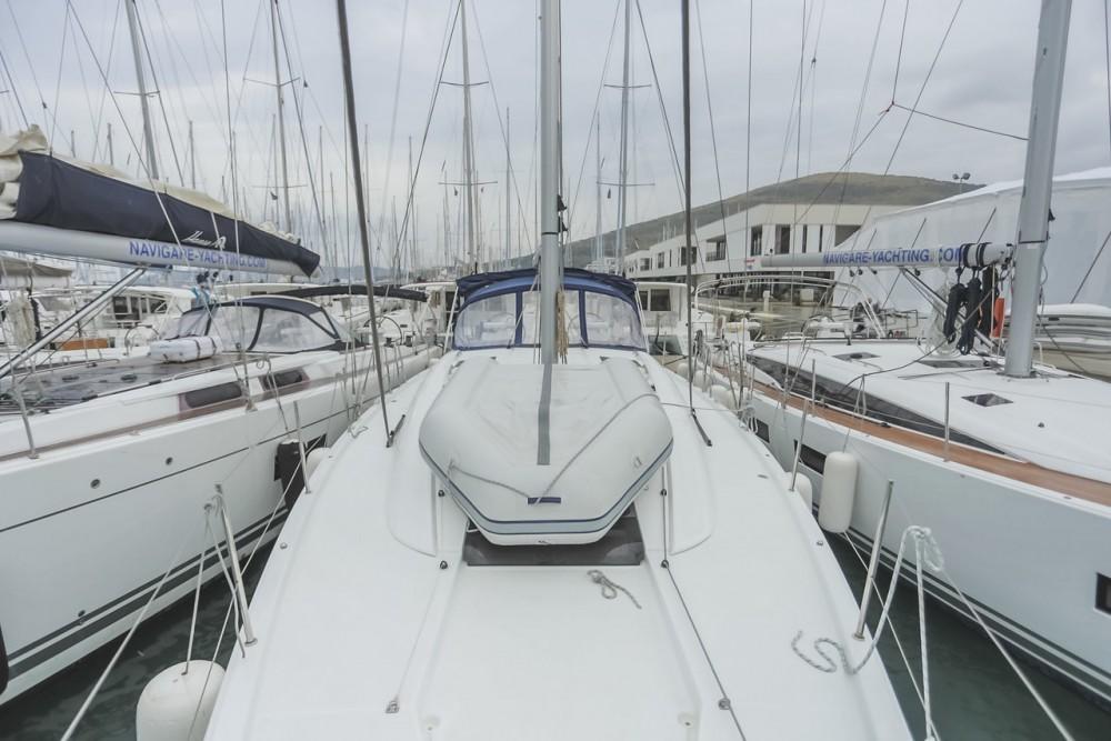 Boat rental Seget Donji cheap Jeanneau 54