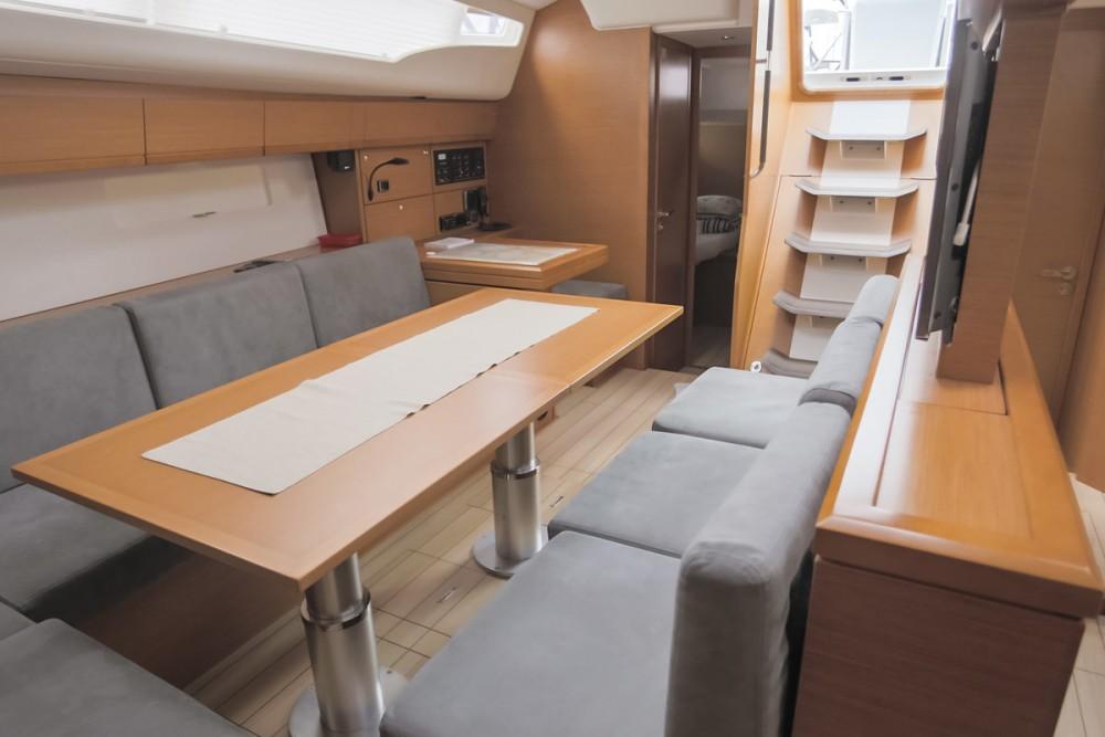Rental yacht Croatia - Jeanneau Jeanneau 54 on SamBoat